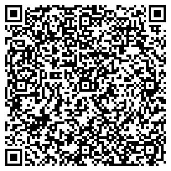 QR-код с контактной информацией организации Цветы столицы, КУП