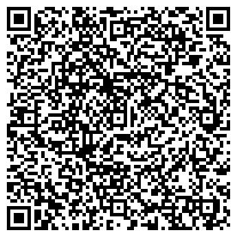 QR-код с контактной информацией организации Харвист-супер, ООО