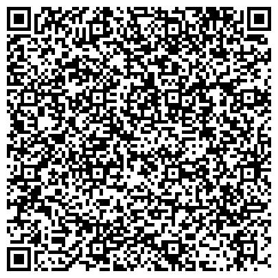 QR-код с контактной информацией организации Дизайн-студия Ландшафт, ООО