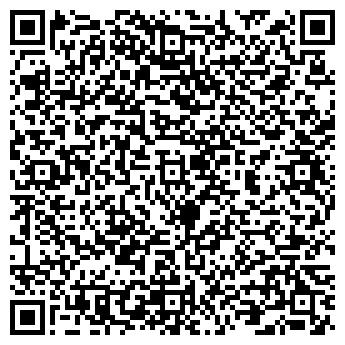 QR-код с контактной информацией организации Bioambrosia