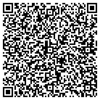 QR-код с контактной информацией организации БЛЮ СКАЙ