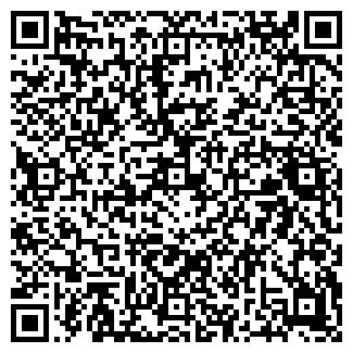 QR-код с контактной информацией организации АКВАТУР