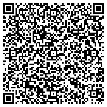QR-код с контактной информацией организации КАВ, ЧП