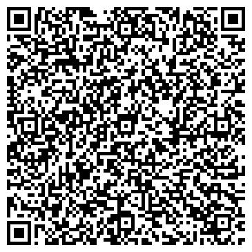QR-код с контактной информацией организации Флора март, Садовый центр