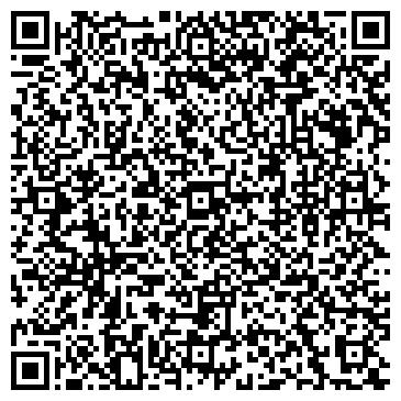 QR-код с контактной информацией организации Перлина Украины, ЧП