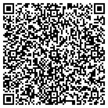 QR-код с контактной информацией организации Плантекс, ООО
