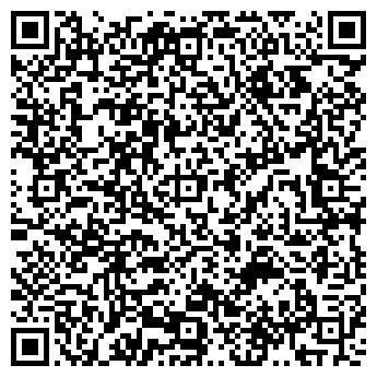 QR-код с контактной информацией организации Окна Плюс, ЧП