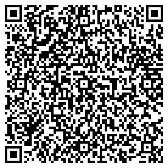 QR-код с контактной информацией организации Пластсервис, ЧП