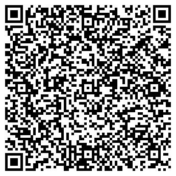 QR-код с контактной информацией организации ФГ «Яблоко»