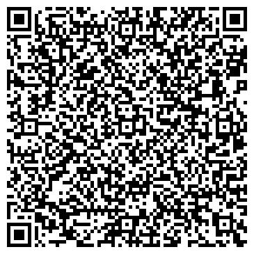QR-код с контактной информацией организации УДАЧНОЕ ПУТЕШЕСТВИЕ