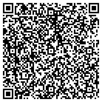 QR-код с контактной информацией организации ТУРИЗМ. АВИАКАССА
