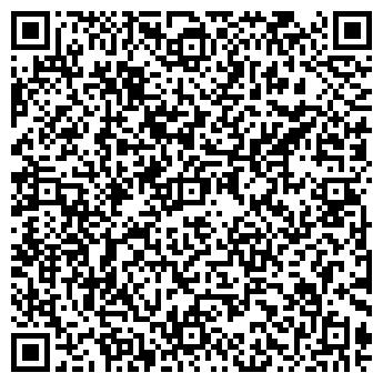 QR-код с контактной информацией организации FREEWAY CLUB
