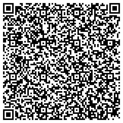 QR-код с контактной информацией организации Производственно-торговое предприятие Бравалюр, ОАО