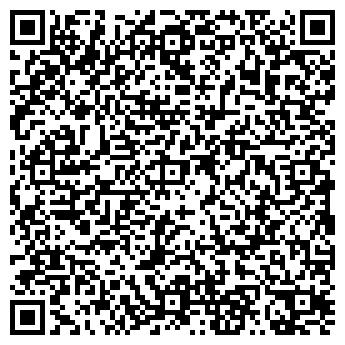 QR-код с контактной информацией организации ТК Сервис, ООО