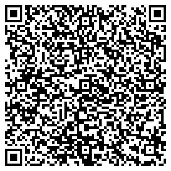 QR-код с контактной информацией организации Торас, ТД