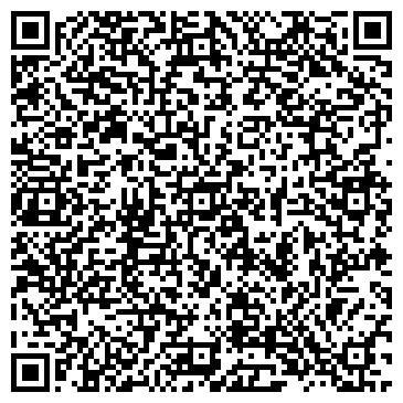 QR-код с контактной информацией организации Делрой, ООО
