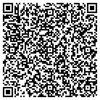 QR-код с контактной информацией организации ВК, ЧП