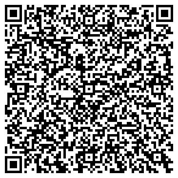 QR-код с контактной информацией организации Зоомагазин Хобби