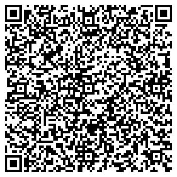 QR-код с контактной информацией организации Меркурий ТПК, ЧП