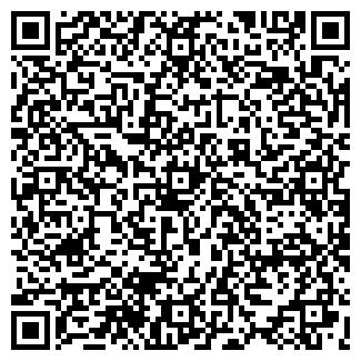 QR-код с контактной информацией организации ЧП РОВ