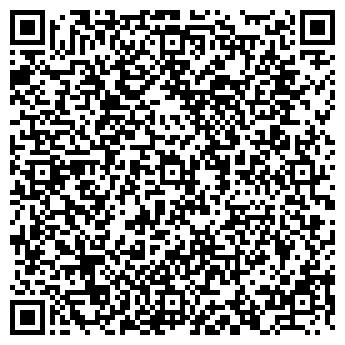 QR-код с контактной информацией организации ЕВРО-Китфрукт, ИП