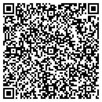 QR-код с контактной информацией организации СК, ИП