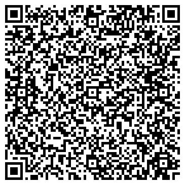 QR-код с контактной информацией организации Ромашка, магазин cпециализированный, ИП