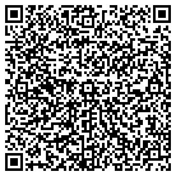 QR-код с контактной информацией организации Подворье, ИП