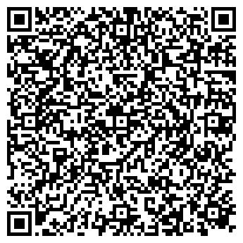 QR-код с контактной информацией организации Зеленый стиль, ЧП