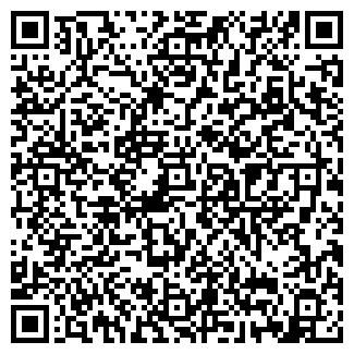 QR-код с контактной информацией организации UP&DOWN