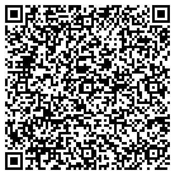 QR-код с контактной информацией организации Пчелиные ульи, ИП