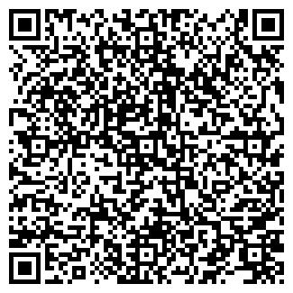 QR-код с контактной информацией организации IseeReal