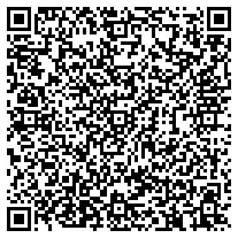 QR-код с контактной информацией организации All-PRINT