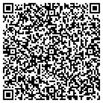 QR-код с контактной информацией организации 1001 вещь
