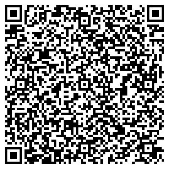 QR-код с контактной информацией организации Субъект предпринимательской деятельности HoReCa Service