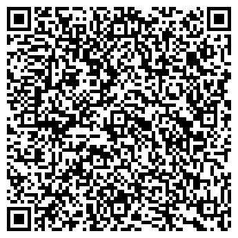 QR-код с контактной информацией организации ИП Мнишкур