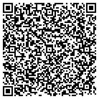QR-код с контактной информацией организации Искусство посуды