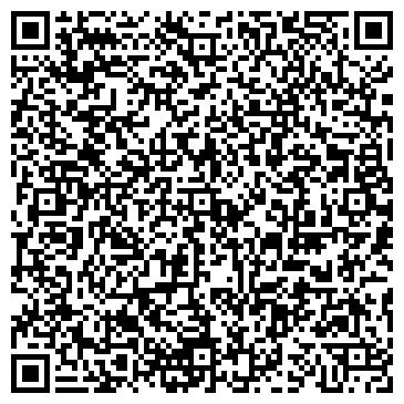 QR-код с контактной информацией организации ООО Бергнер Украина