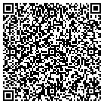QR-код с контактной информацией организации Практик Плюс