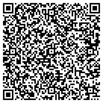 QR-код с контактной информацией организации TOTTI caffe