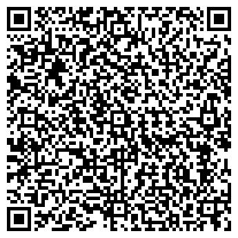 QR-код с контактной информацией организации КОМАНДОРСТАР
