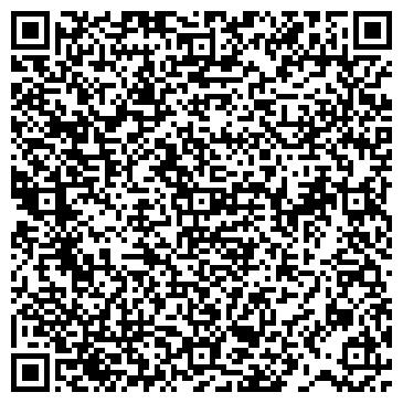 QR-код с контактной информацией организации МегаСтройСервис, ООО