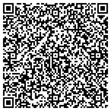 QR-код с контактной информацией организации ЗЕВС, ООО, ДФ
