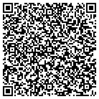 QR-код с контактной информацией организации Supermarket, ЧП