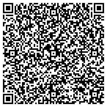 QR-код с контактной информацией организации АБРА Днепропетровск