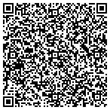 QR-код с контактной информацией организации Субъект предпринимательской деятельности A&V Decor ФОП Ткаченко