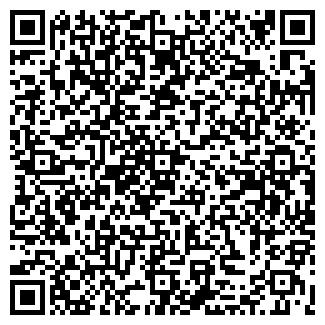 QR-код с контактной информацией организации ТУРИЗМ