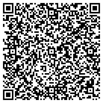 QR-код с контактной информацией организации Попович, ЧП