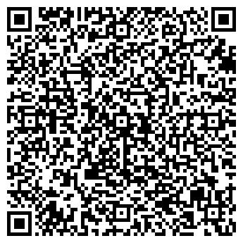 QR-код с контактной информацией организации Меланж, ЧП