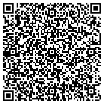 QR-код с контактной информацией организации Кабаре Партнёр, ООО